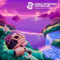 Space Dimension Controller - Love Beyond The Intersect [R&S Records]