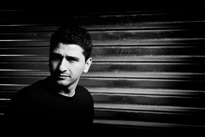 Shlomi Aber presenta 'Linear Equation'