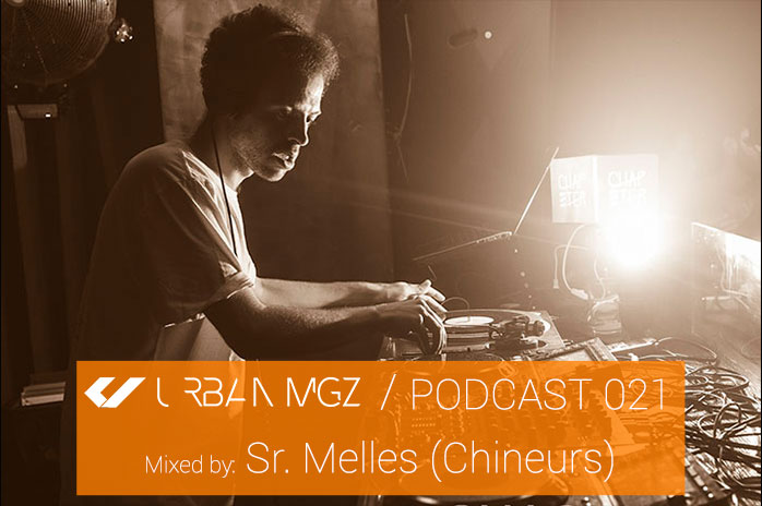 URBAN MGZ Podcast 021 by Sr. Melles (Chineurs de Madrid)