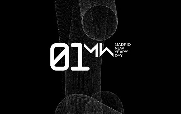 Nace 01 New Year´s Day 2018 en Madrid