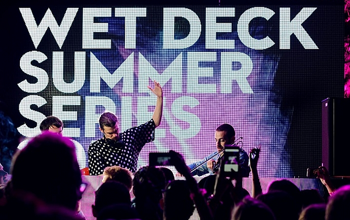 Vuelven las Wet Deck Summer Series a W Barcelona