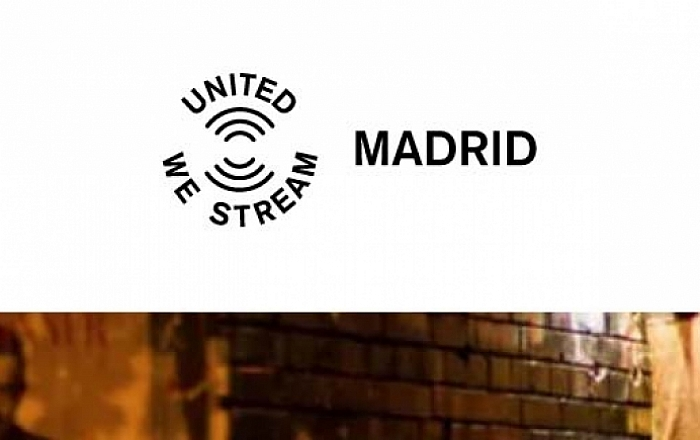United We Stream Madrid arranca oficialmente sus emisiones este sábado